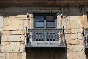 Casa de los Diaz Campomanes
