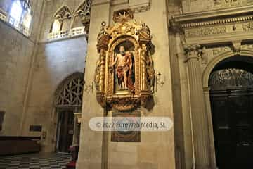 Interiores. Catedral de Oviedo