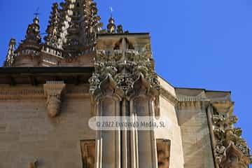 Exteriores. Catedral de Oviedo
