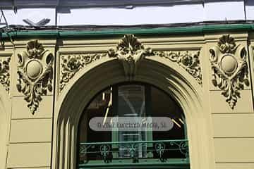 Edificio calle Cimadevilla, 15