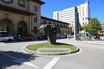 Escultura «Asturias»