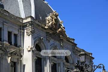 Palacio de la Junta General del Principado de Asturias