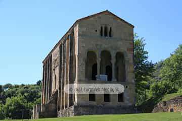 Palacio de Santa María del Naranco