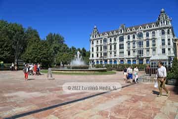 Conjunto de la Plaza de la Escandalera