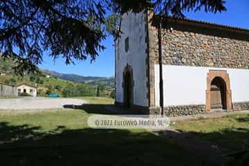 Iglesia de San Martín de Cuadroveña