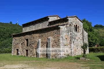 Iglesia de San Pedro de Nora