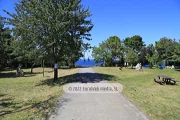 Area recreativa Ardines