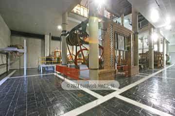 Museo de la Minería y de la Industria de Asturias (MUMI). Museo de la Minería y de la Industria de Asturias