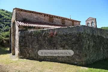 Iglesia de Santo Adriano de Tuñón