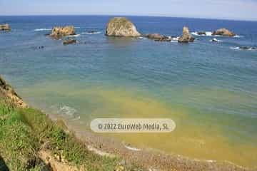 Playa de Represas