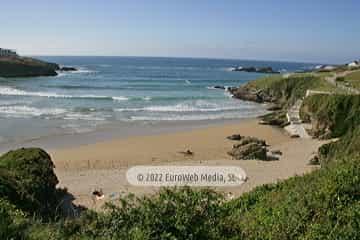 Playa Anguileiro