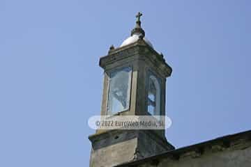 Iglesia de San Martín Obispo de Taramundi