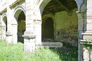 Monasterio de Santa María la Real de Obona