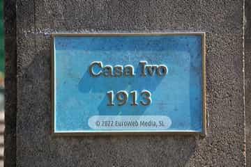 Casona indiana de Ivo Fernández