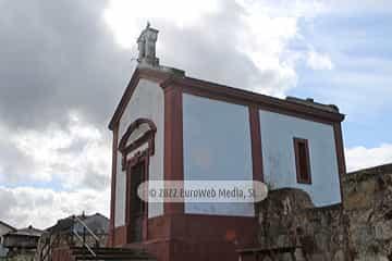 Capilla de San Roque y San Martín en El Chano