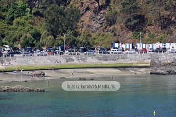 Playa 1ª y 2ª de Luarca