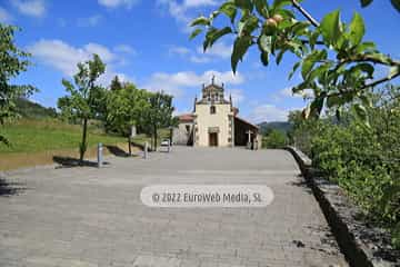 Iglesia de San Andrés de Bedriñana