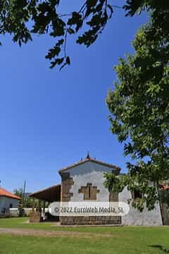 Iglesia de San Juan de Camoca