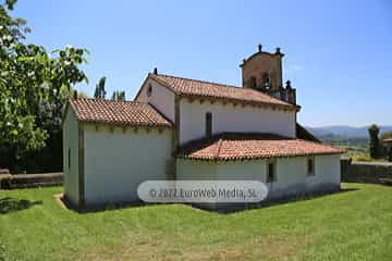 Iglesia de San Salvador de Fuentes