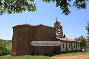 Iglesia de Santa María de Lugás