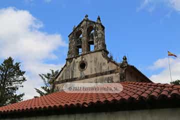 Capilla de Santa María de Sebrayo