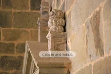 Exteriores. Iglesia de Santa María de Valdediós