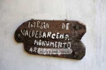 Iglesia de San Andrés de Valdebárzana