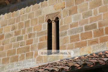 Iglesia de Santa María de la Oliva de Villaviciosa