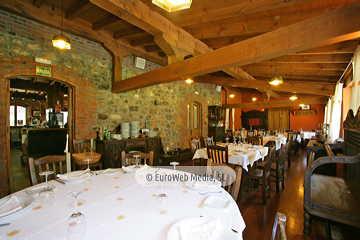 Comedor. Restaurante Bodegón del Dobra