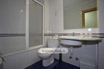 Cafetería. Hotel Fuente de la Plata