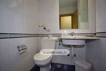 Detalles. Hotel Fuente de la Plata