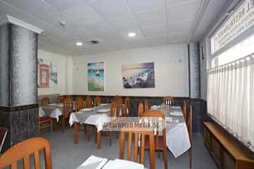 Modelo habitación doble dos camas. Hotel Fuente de la Plata