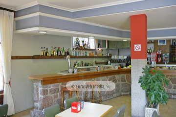 Cafetería. Hostal Europa
