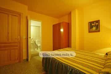 Habitación 105. Hotel Hostal de la Playa