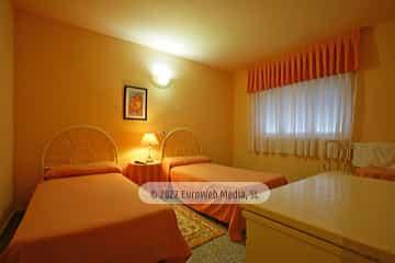 Habitación 107. Hotel Hostal de la Playa