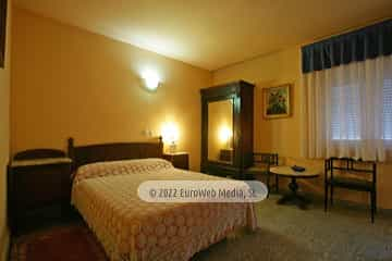 Habitación 202. Hotel Hostal de la Playa