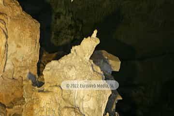 Cueva Huerta. Monumento Natural Cueva Huerta
