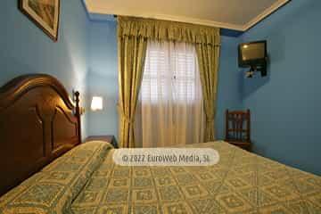 Habitación 304. Hotel Las Palmeras