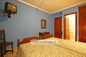 Habitación 301. Hotel Las Palmeras