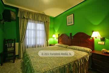 Habitación 204. Hotel Las Palmeras