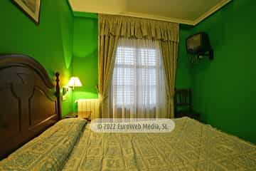 Habitación 203. Hotel Las Palmeras