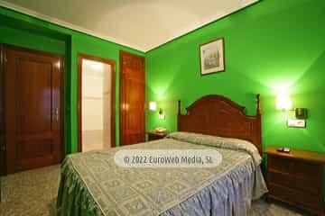 Habitación 202. Hotel Las Palmeras