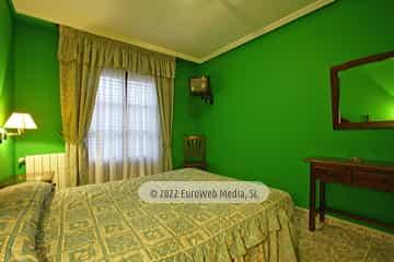 Habitación 201. Hotel Las Palmeras