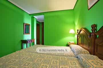 Habitación 105. Hotel Las Palmeras