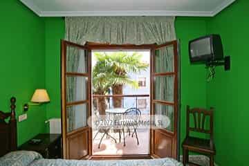 Habitación 104. Hotel Las Palmeras