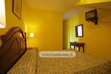 Habitación 103. Hotel Las Palmeras