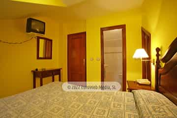 Habitación 102. Hotel Las Palmeras