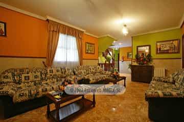 Salón social. Hotel Las Palmeras