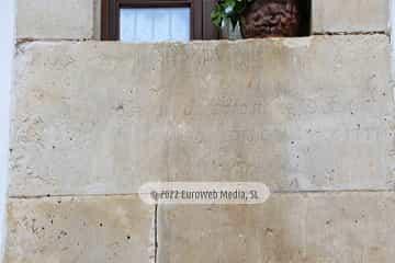 Exteriores. Casa rural El Torrejón