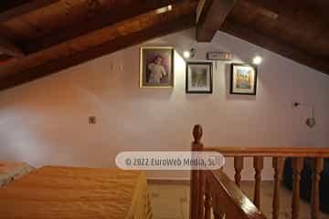 Habitación Bajocubierta. Casa rural El Torrejón